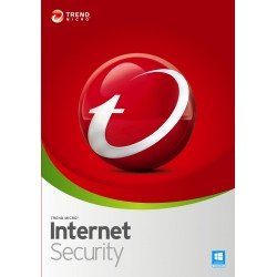 TRENDMICRO INTERNET SECURITY 1 USER FOR 1 YEAR